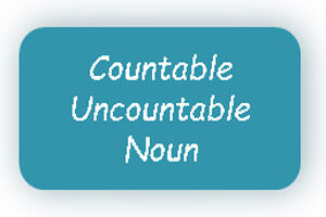 Countable / Uncountable Noun