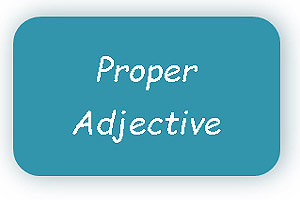 Proper Adjective